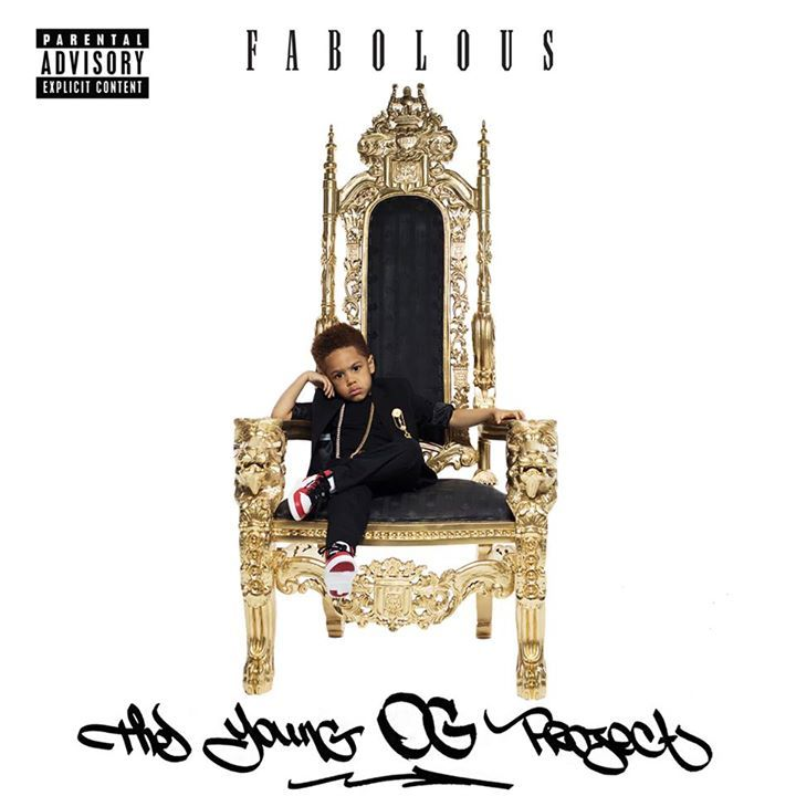 Fabolous @ The Coliseum - St Louis, MO