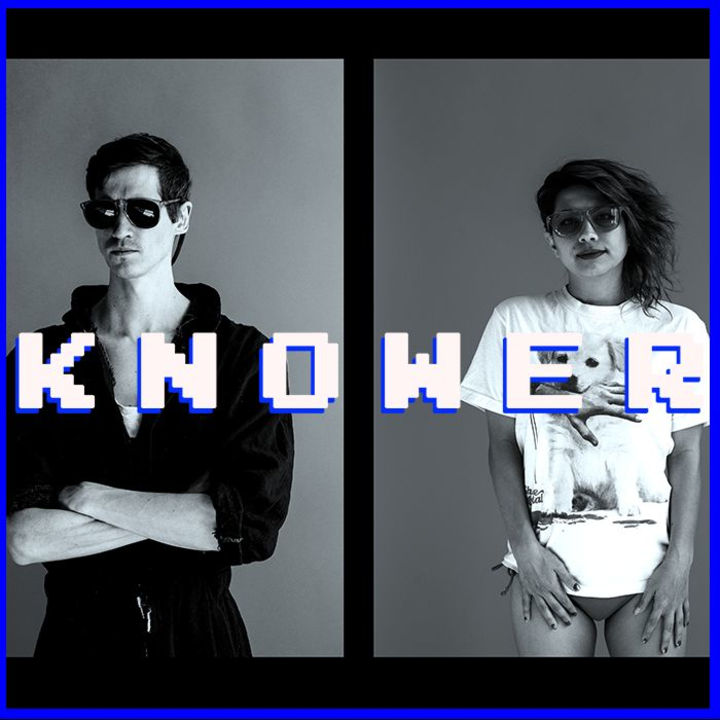 KNOWER @ Point Ephémère - Paris, France