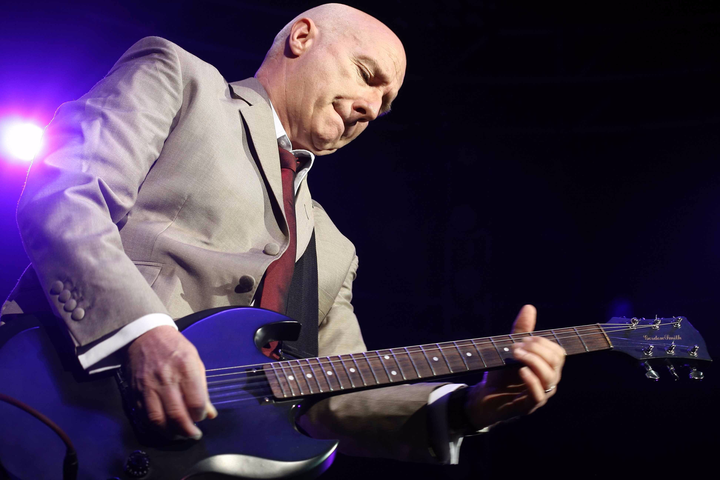 Midge Ure @ Let's Rock - Southampton, United Kingdom