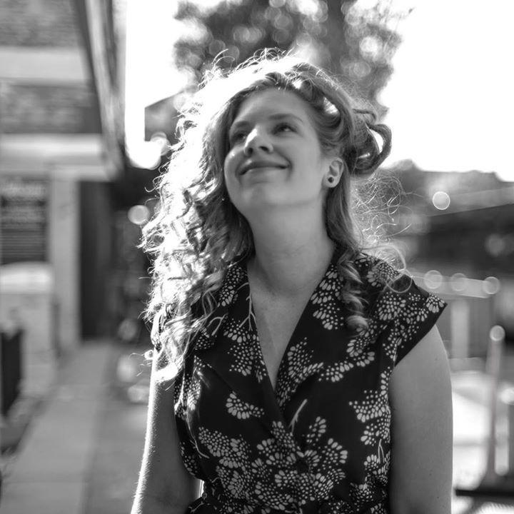 Danielle Knibbe @ Festival Hall  Adam VW The Mountain CD Release  - Calgary, Canada