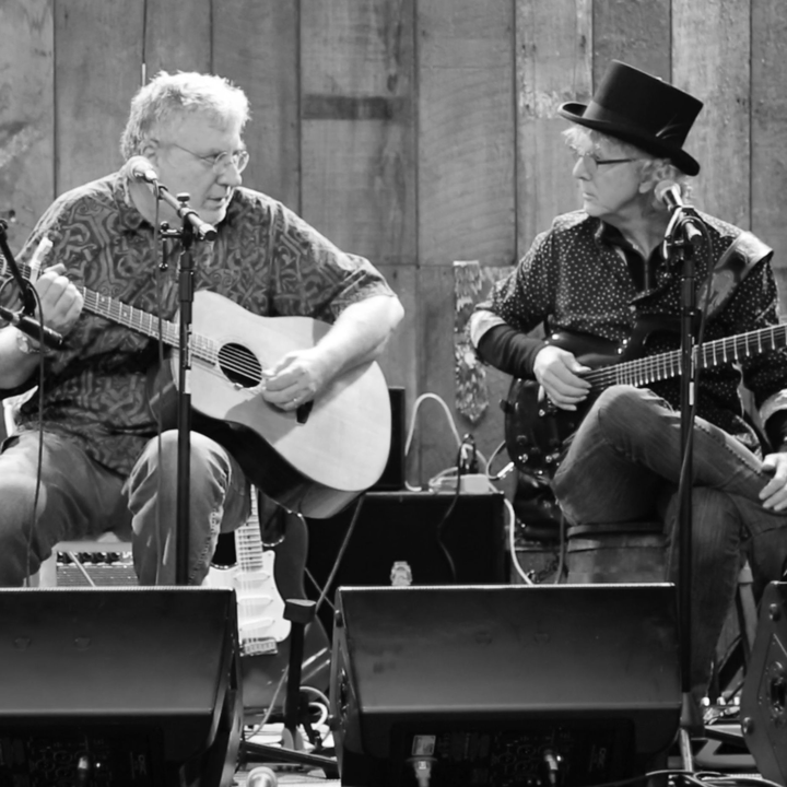 The Quitters (Duo) @ Ugly Mug Cafe - Soquel, CA