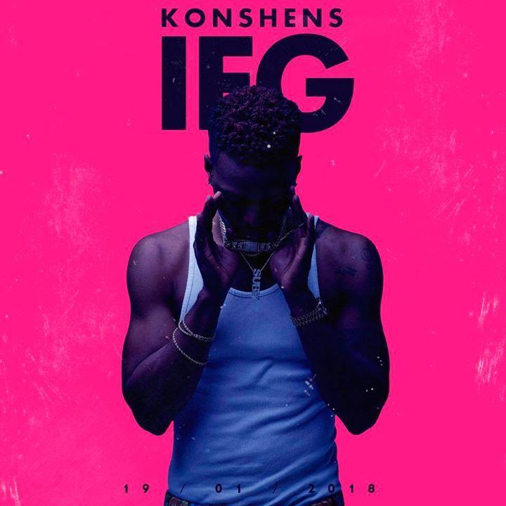Konshens Tour Dates
