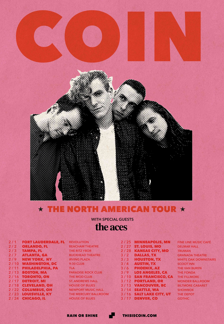 The Aces @ Newport Music Hall - Columbus, OH
