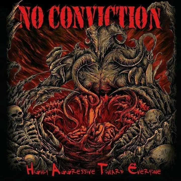 No Conviction Tour Dates
