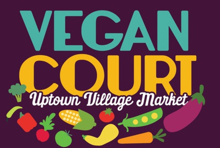 Annette Conlon @ Vegan Court at Uptown Village Market - Long Beach, CA