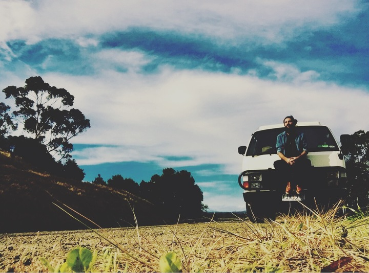 Matt Katsis @ The Old Church on the Hill - Quarry Hill, Australia