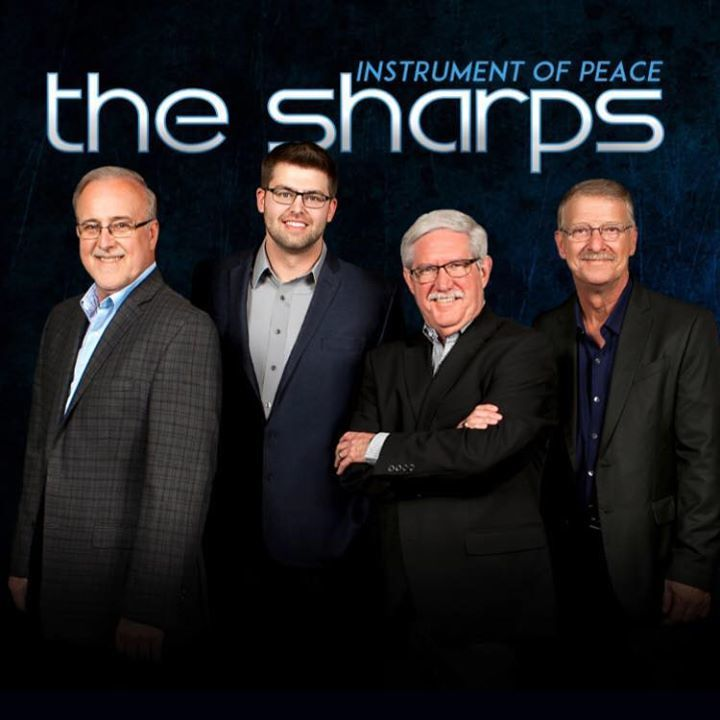 The Sharps @ Winston County Gospel Theater @6:00pm - Double Springs, AL