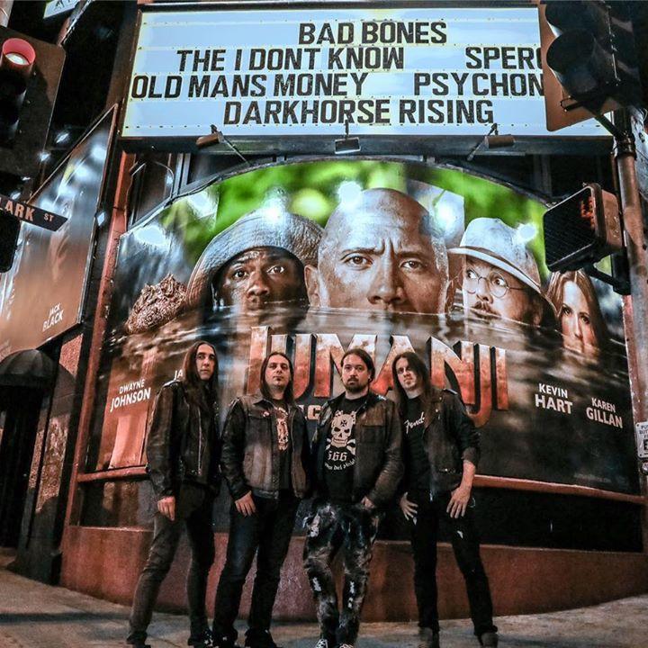 BAD BONES Tour Dates
