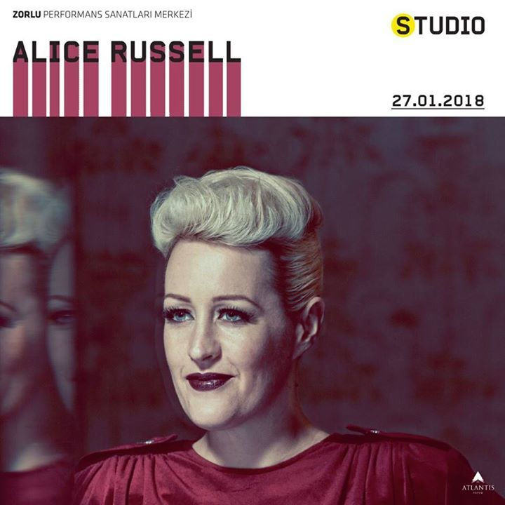 Alice Russell Tour Dates