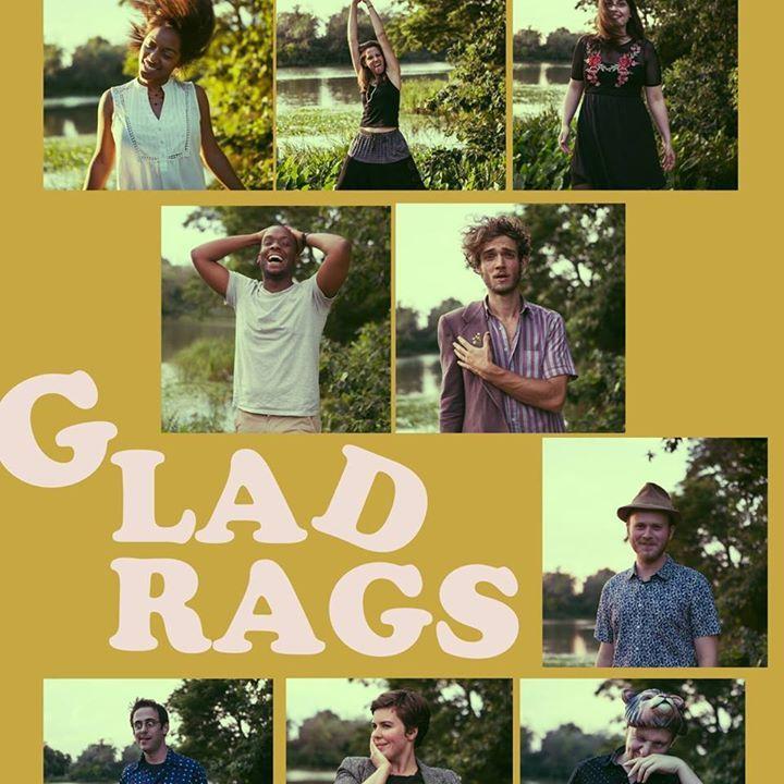 Glad Rags Tour Dates