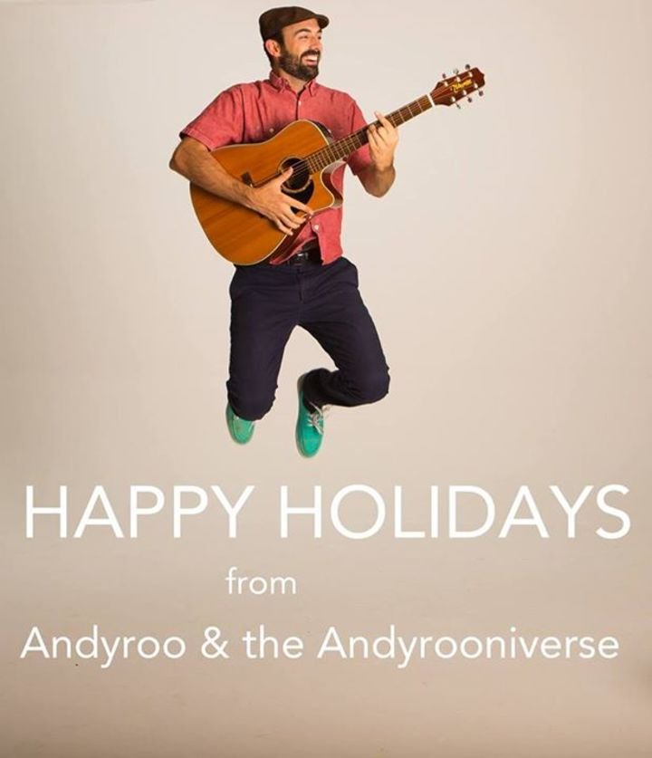 AndyRoo & the AndyRooniverse Tour Dates