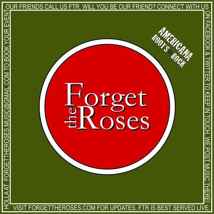 Forget The Roses Tour Dates