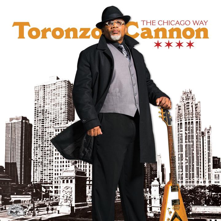 Toronzo Cannon Chicago Blues-man @ Shank Hall - Milwaukee, WI