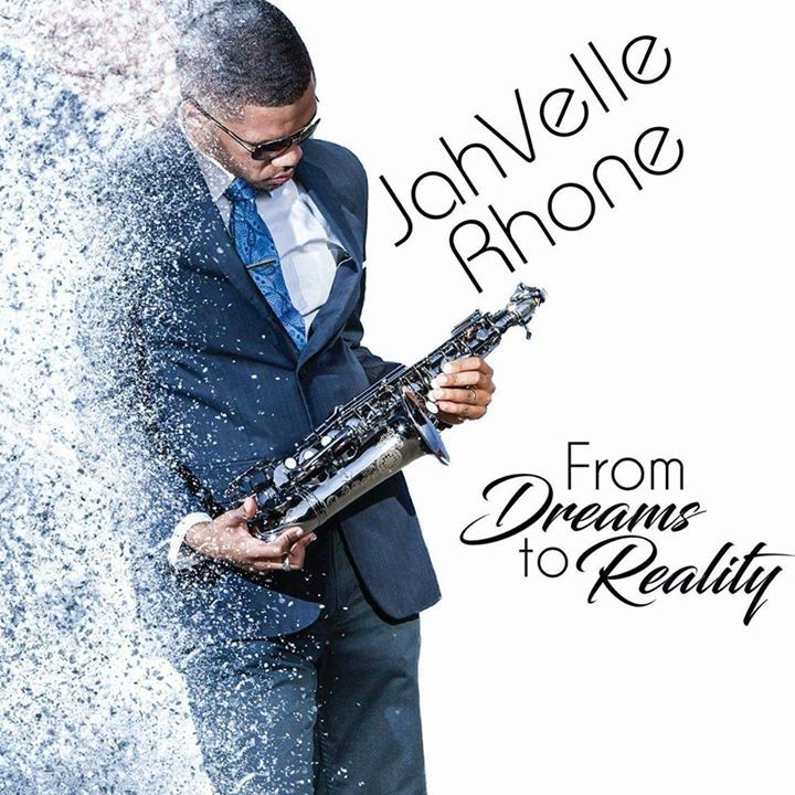 JahVelle Rhone Music @ Jazz Under the Stars (City Park) Childrens Fundraiser - Manhattan, KS