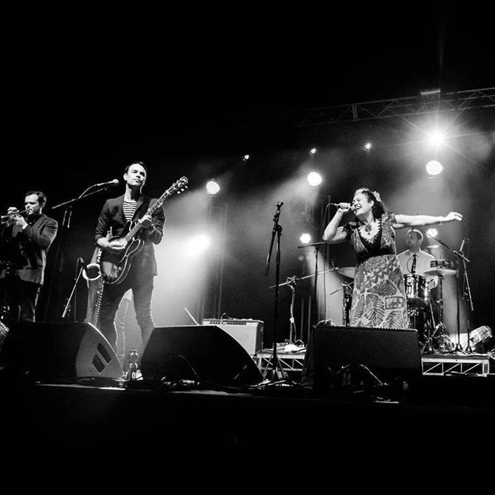 The Bamboos Tour Dates