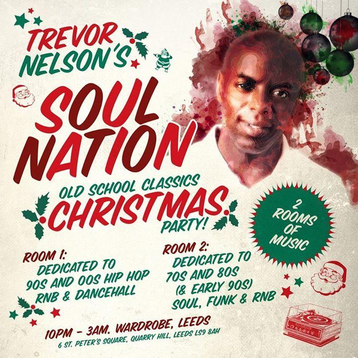 Trevor Nelson @ The Wardrobe - Leeds, United Kingdom