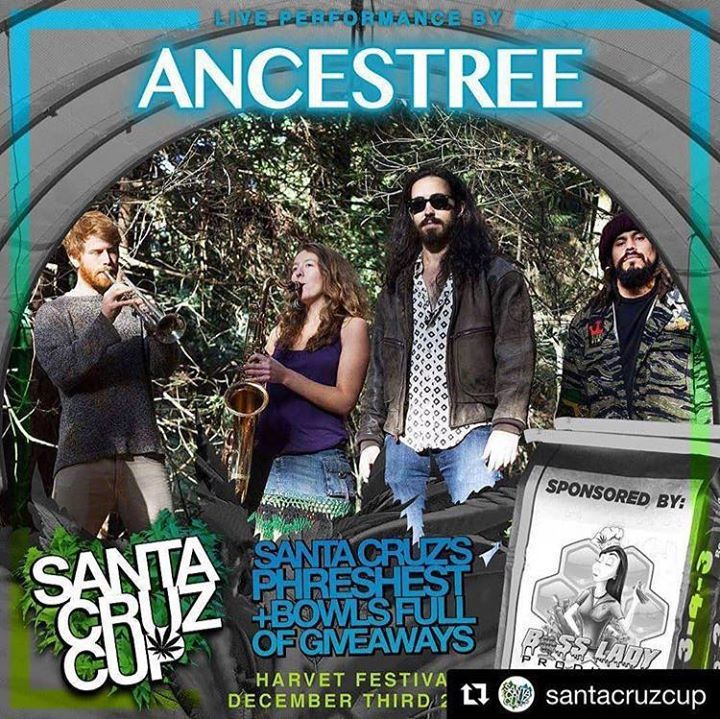 Ancestree Tour Dates