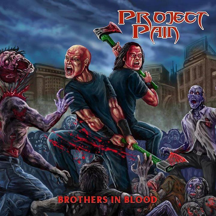 Project Pain (Official) Tour Dates