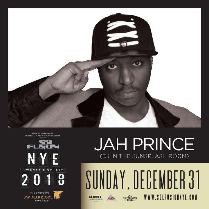 Jah Prince Tour Dates