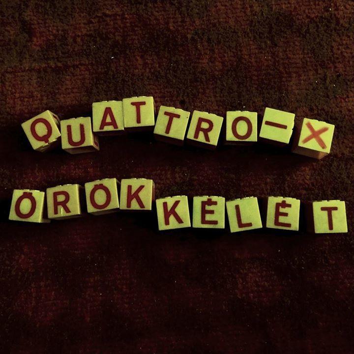 Quattro-X Tour Dates