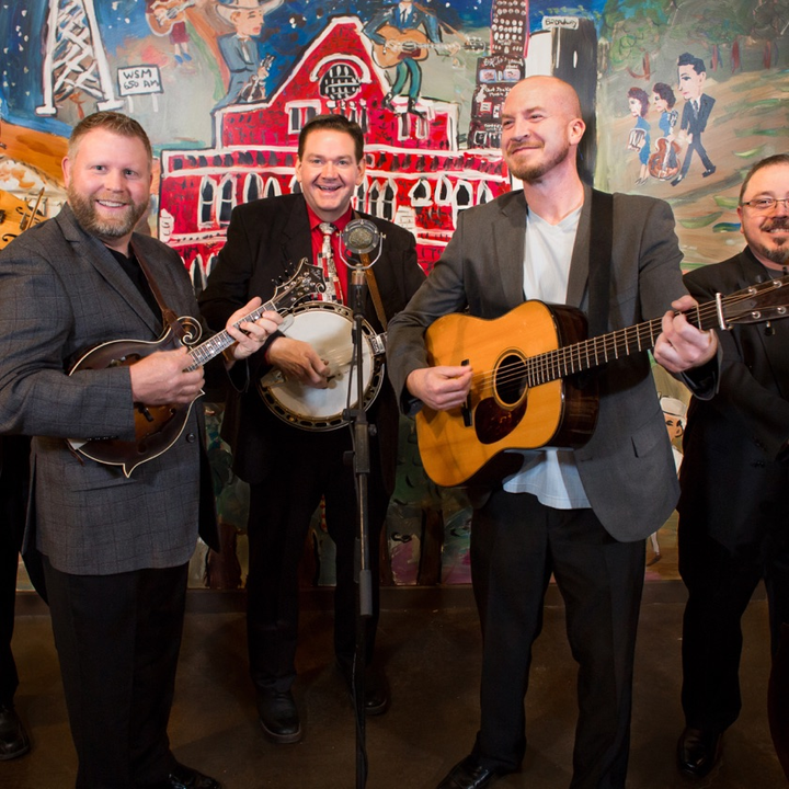 Joe Mullins and The Radio Ramblers @ Kentucky Friends of Bluegrass Concert - Clay City, KY