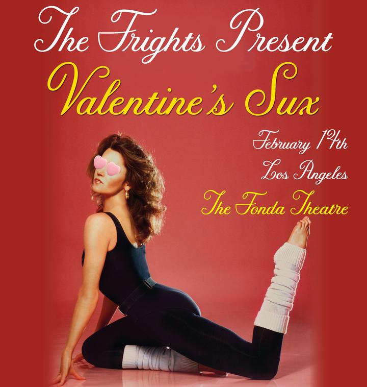 The Frights @ The Fonda Theatre - Los Angeles, CA