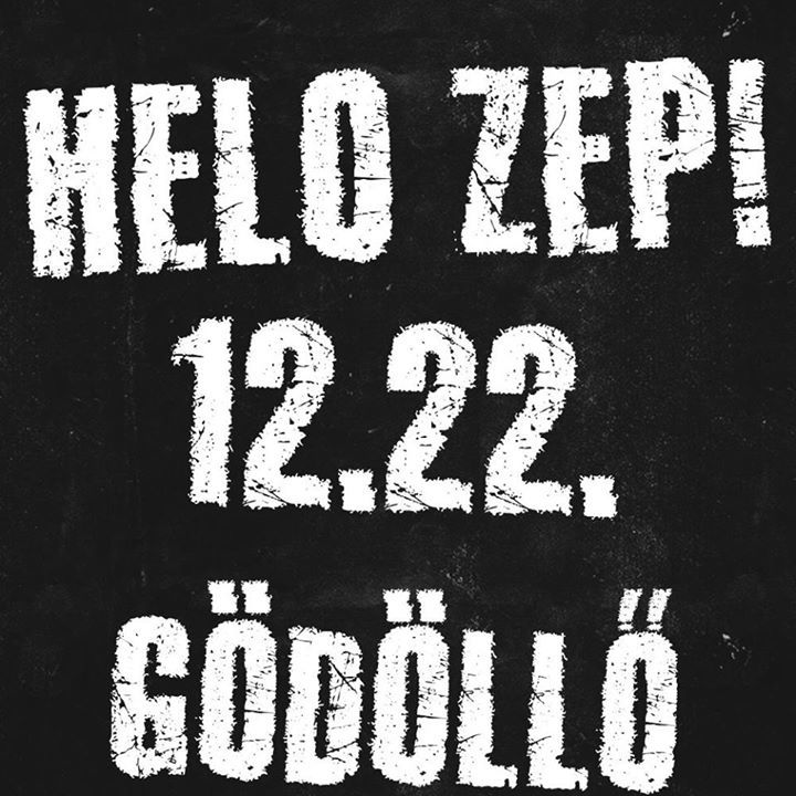 Helo Zep! Tour Dates