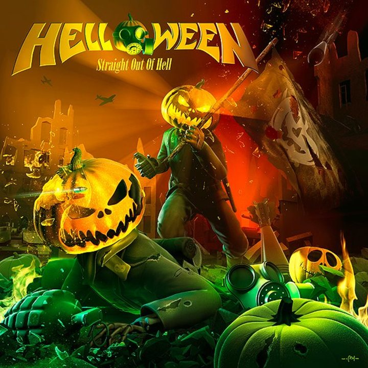 Helloween Tour Dates