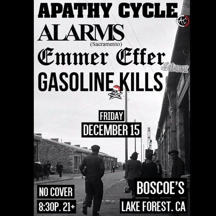 Emmer Effer Tour Dates