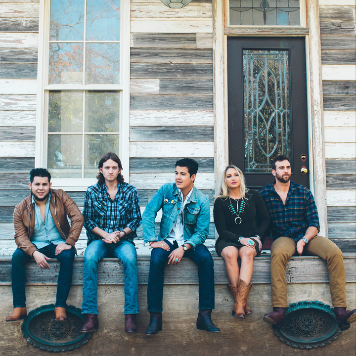 Flatland Cavalry @ Parish at House Of Blues - New Orleans, LA