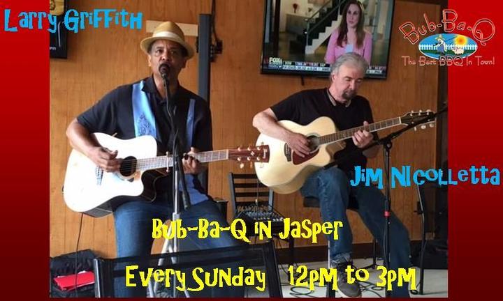 Larry Griffith Band @ Bub-Ba-Q - Jasper, GA