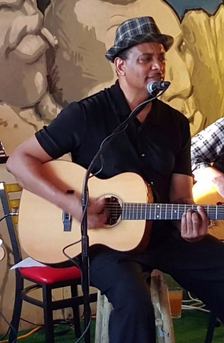 Larry Griffith Band @ Fat Matt's Rib Shack - Atlanta, GA