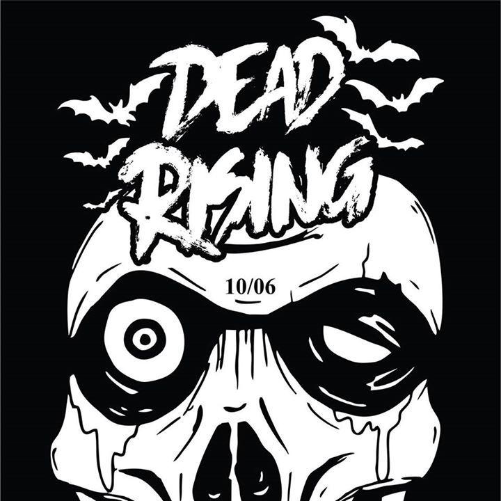 Dead Rising Horror Band Tour Dates