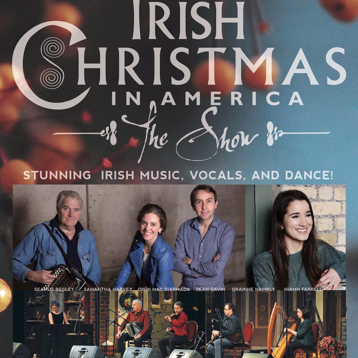 Irish Christmas In America @ Irish Heritage Center of Greater Cincinnati - 2pm - Cincinnati, OH