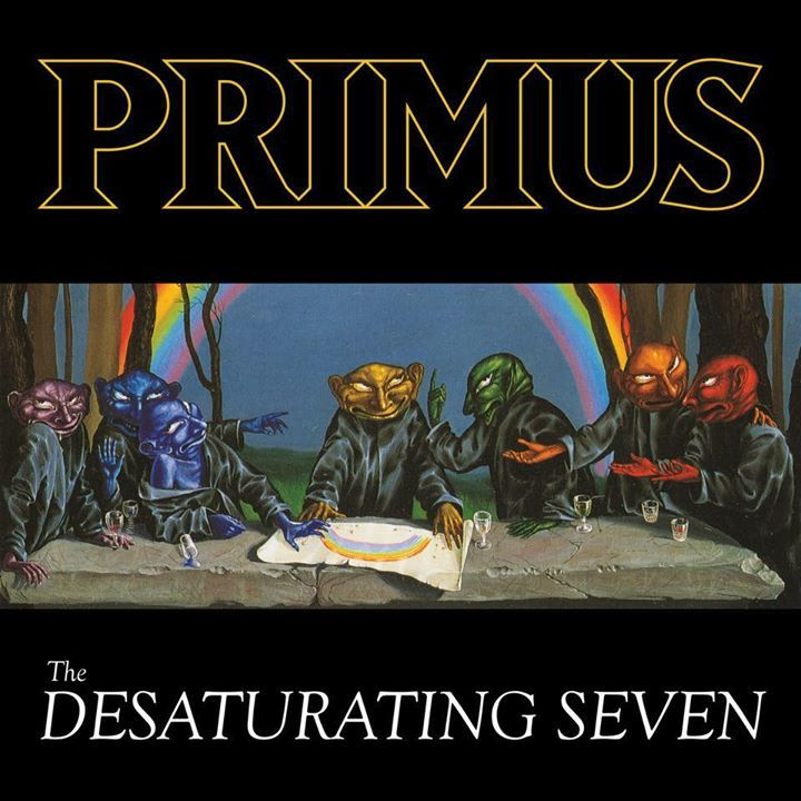 Primus @ Tennessee Theatre - Knoxville, TN
