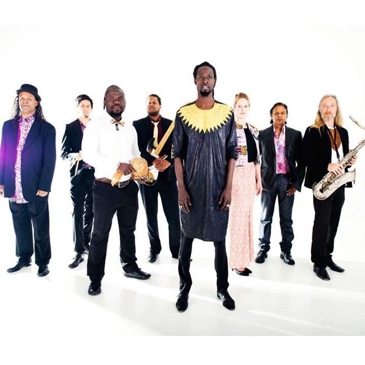 Lamine Sonko and the African Intelligence Tour Dates