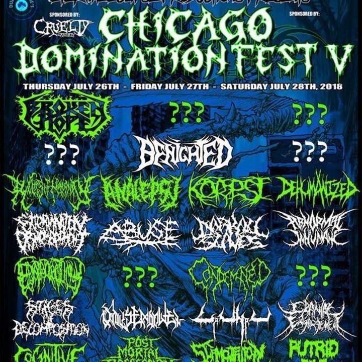 Darkall Slaves Tour Dates