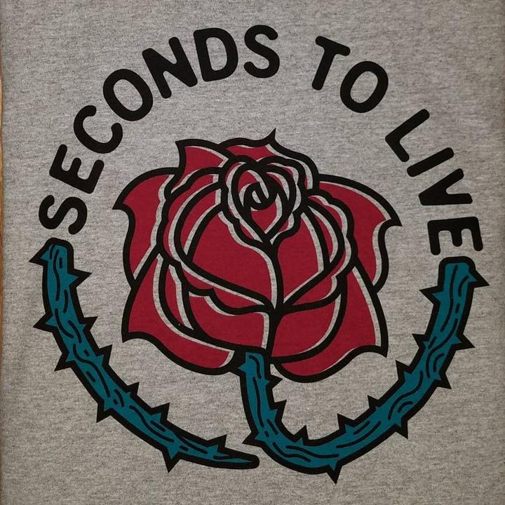 Seconds To Live Tour Dates