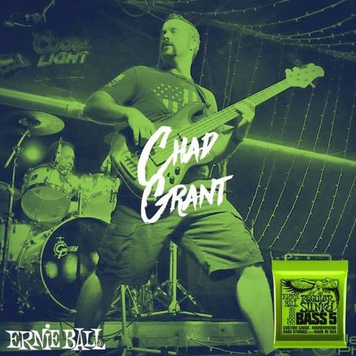 Chad Grant, LowEnd Warrior Tour Dates