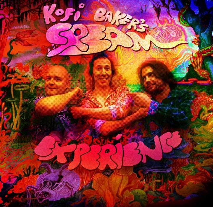 Kofi Baker's Cream Experience Tour Dates