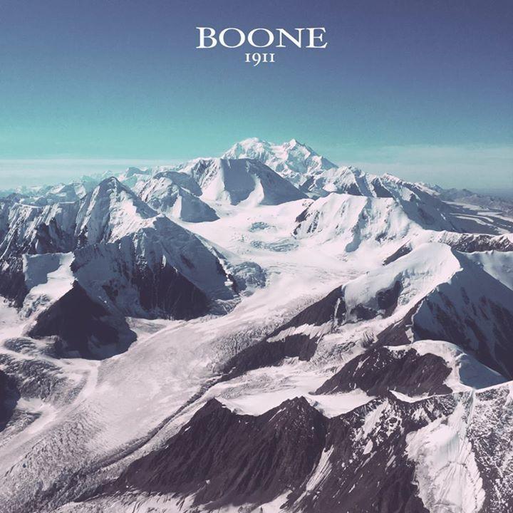 Boone Tour Dates