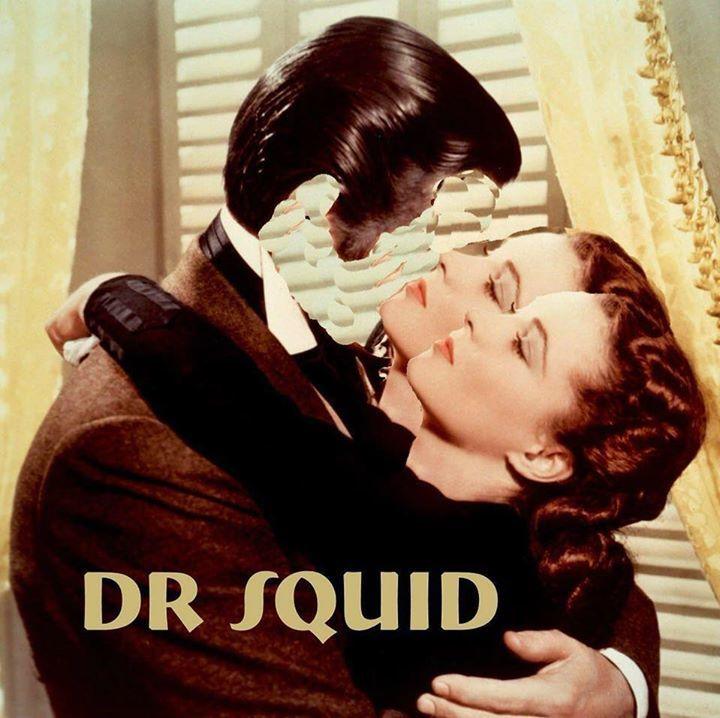 Dr Squid Tour Dates