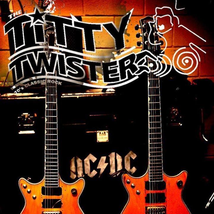 The Titty Twister Tour Dates