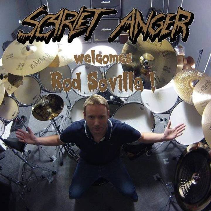 Scarlet Anger from Luxembourg Tour Dates