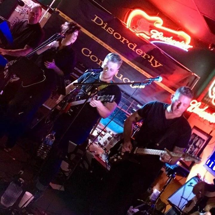 Disorderly Conduct Band @ Putters Sports Grill - Maineville, OH