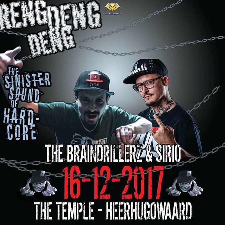 The Braindrillerz Tour Dates