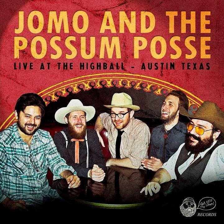 Jomo & The Possum Posse @ Private Event - Austin, TX