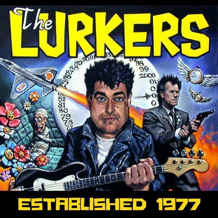 The Lurkers Tour Dates