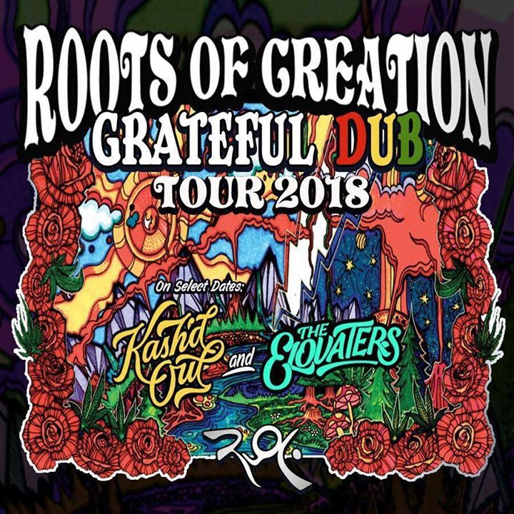 Roots Of Creation Tour Dates