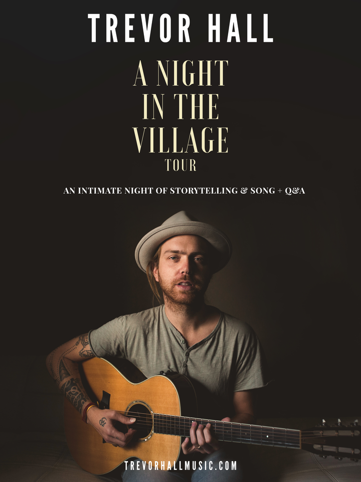 bandsintown trevor hall tickets a night in the village tour mar 02 2018. Black Bedroom Furniture Sets. Home Design Ideas